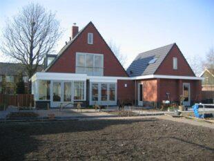 Woonhuis Familie Zanstra te Aalsmeer