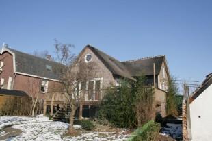 Renovatie dijkhuis te Giessen